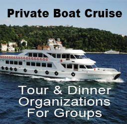 Private Bosphorus Cruise Organizations