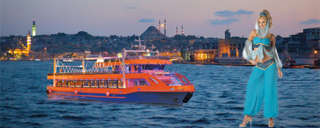 Bosphorus Dinner Cruise Turkish Night Show